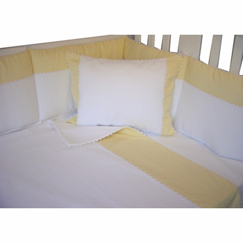 sunshine crib bedding set
