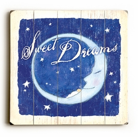 sweet dreams II vintage sign