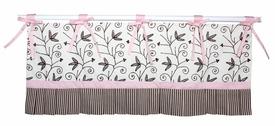 sweet dreams window valance - unavailable
