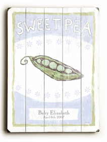 sweet pea1 vintage sign