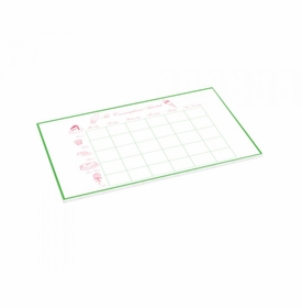 sweets schedule pad