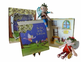 tale of the tooth fairy keepsake box (back ordered)