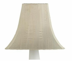 taupe lamp shade