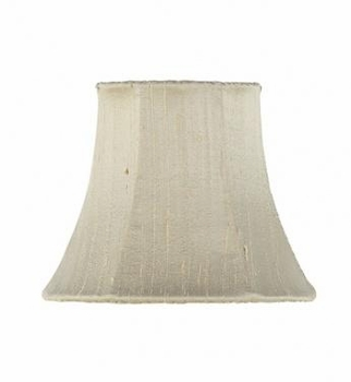 taupe solid chandelier shade