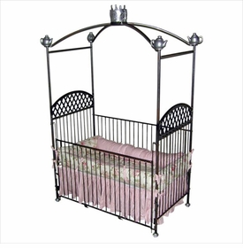 tea pot and crown crib 40390