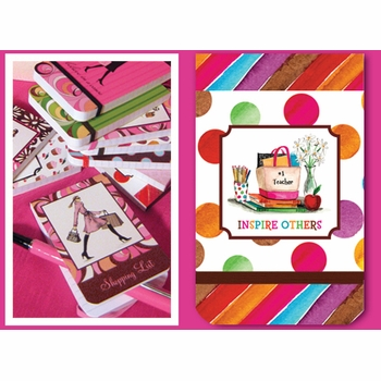 teacher's tote mini note pad - SOLD OUT