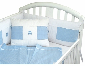 teddy crib bedding collection