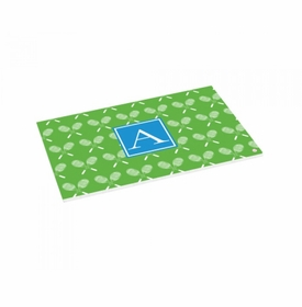 tennis disposable placemat pad