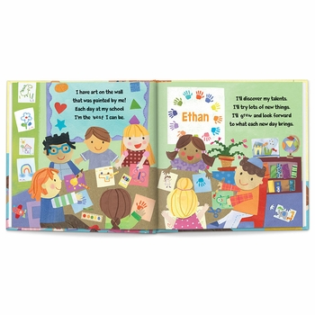 the very important preschooler (V.I.P) storybook