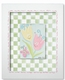 tiptoe tulips wall art - pink diamond - SOLD OUT