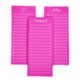 today to do note pad - neon pink
