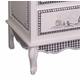 toile french chest