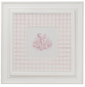 toile print (boy playing)