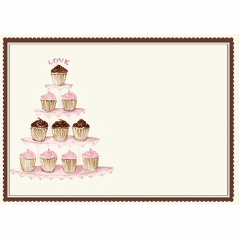 tower of love invite (set of 10)