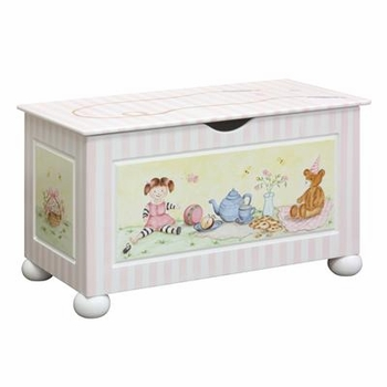 toy chest (tea party)