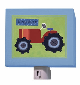 tractor nightlight