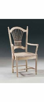 tradd arm chair