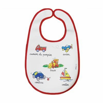 transportation lunch set by baby cie
