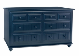 Treasures 6 Drawer Dresser