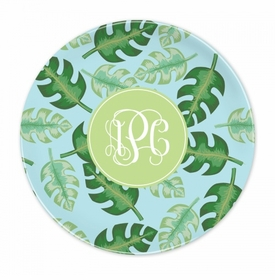 Tropical Blue Plate