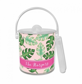 Tropical Pink Ice Bucket
