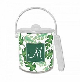 Tropical White Ice Bucket