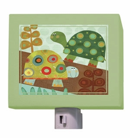 turtle pair nightlight