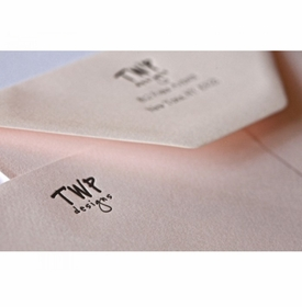 twp social stationery