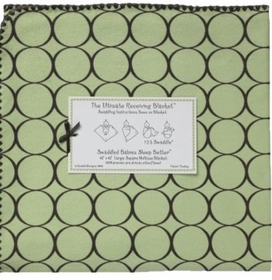 ultimate swaddling blanket by swaddle designs