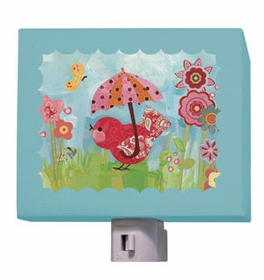umbrella birdies nightlight