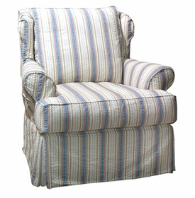 upholstered kate chair by taylor scott