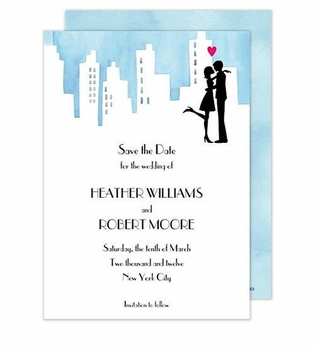urban destination invite (set of 10)
