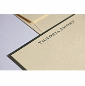 victoria note cards