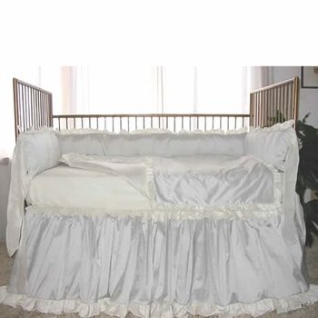 vienna crib bedding (custom colors available)