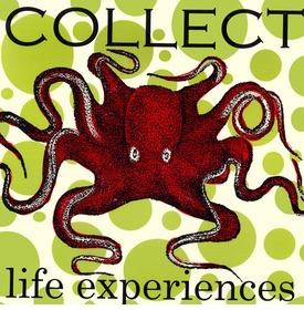 wall art - collect life experiences