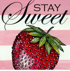 wall art - stay sweet