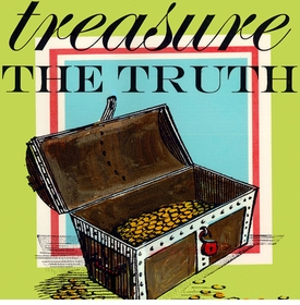 wall art - treasure the truth