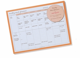 weekly meal planner by MomAgenda