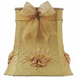 wheat floral bouquet medium shade