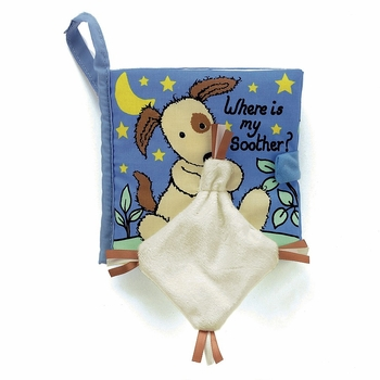 where is my soother book by jellycat