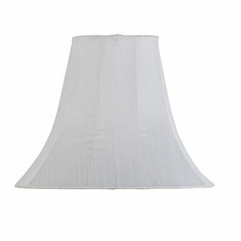 white large lamp shade