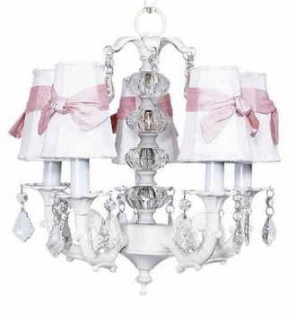 white sconce shade