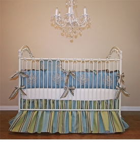 windcrest court crib bedding