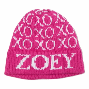 xoxo name hat