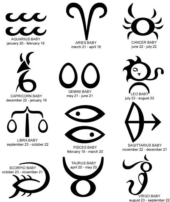 what horoscope sign is january 19