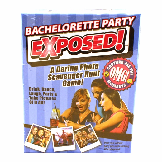 Bachelorette Party Exposed!