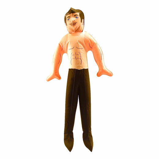 Inflatable Hunk Doll