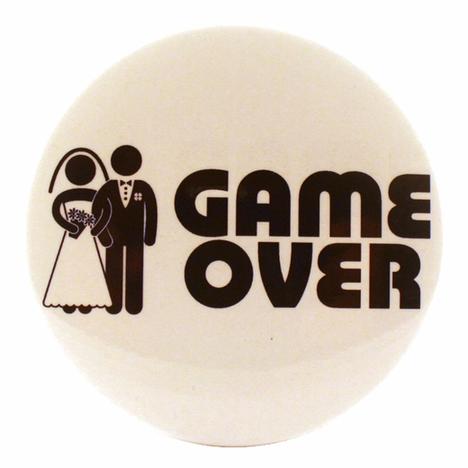 Game Over Button