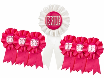 Team Bride Ribbons - 7