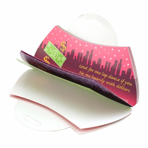 The Naughty Purse Dare Vouchers - Clearance!
